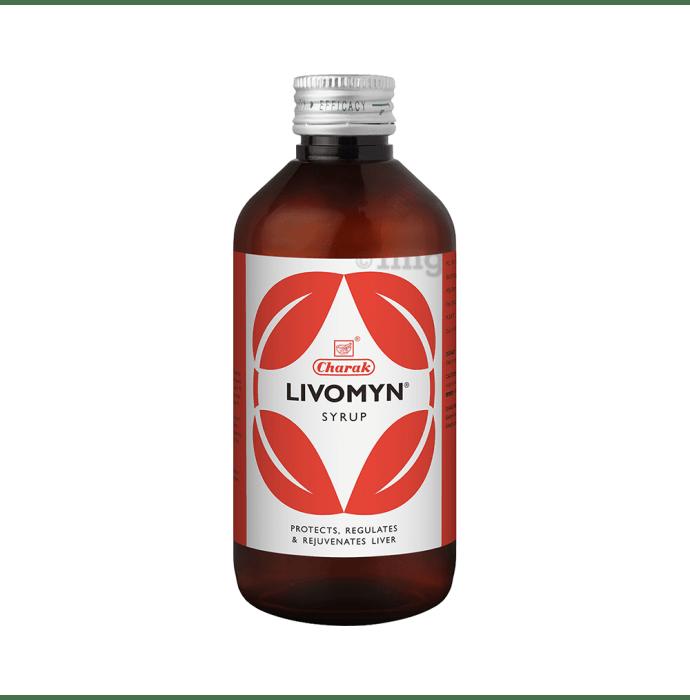 Charak Livomyn Syrup