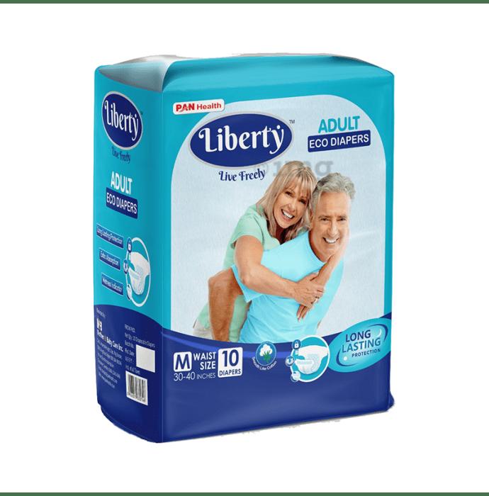 Liberty Eco Adult Diaper M