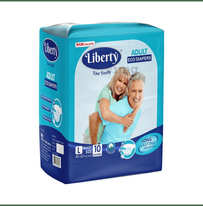 Liberty Eco Adult Diaper L