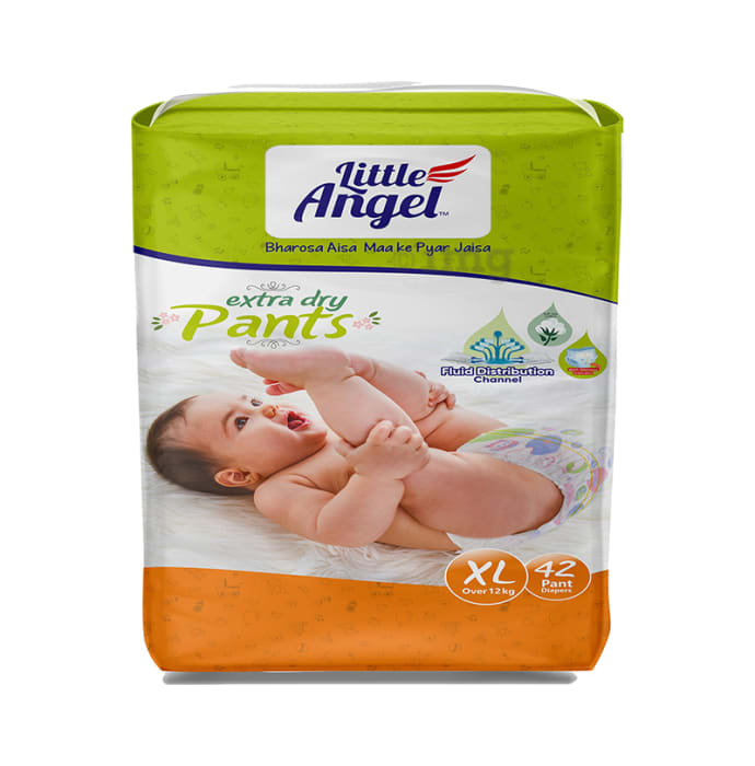 Little Angel Extra Dry Pants XL