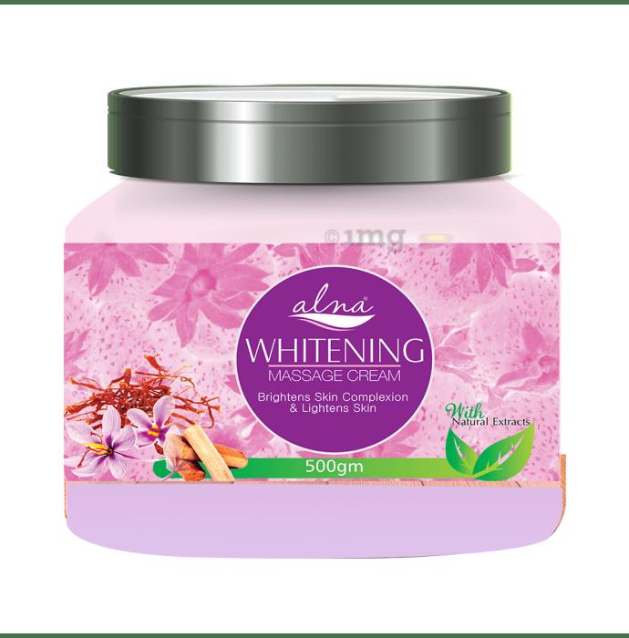 Alna Massage Cream Whitening