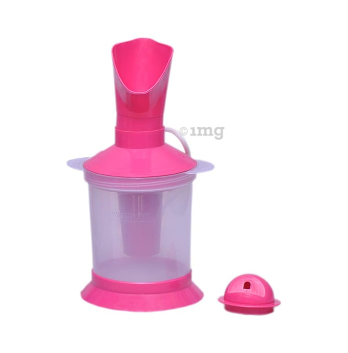 MCP Vaporizer 2 In 1 Facial Sauna, Steamer S Pink