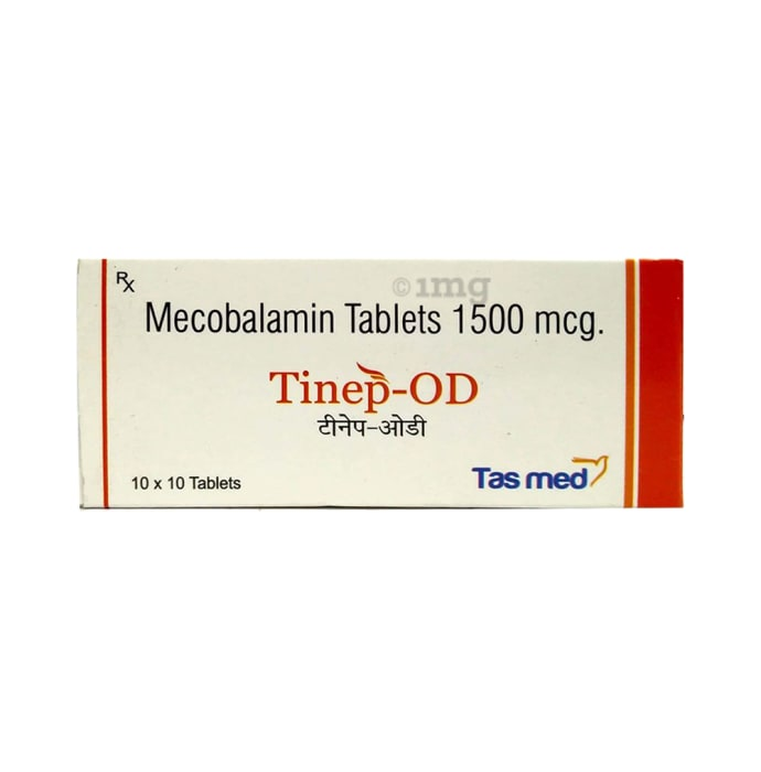 Tinep OD Tablet