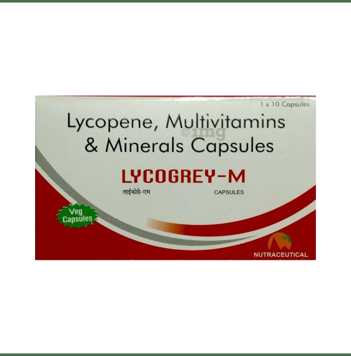 Lycogrey-M Capsule