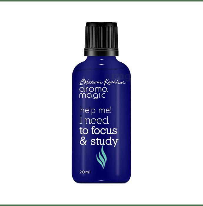 Aroma Magic Focus & Study Curative Oil