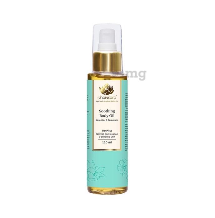 Shankara  Body Oil Soothing