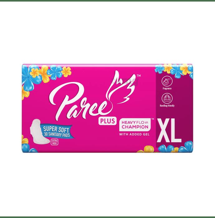 Paree Plus Sanitary Pads XL