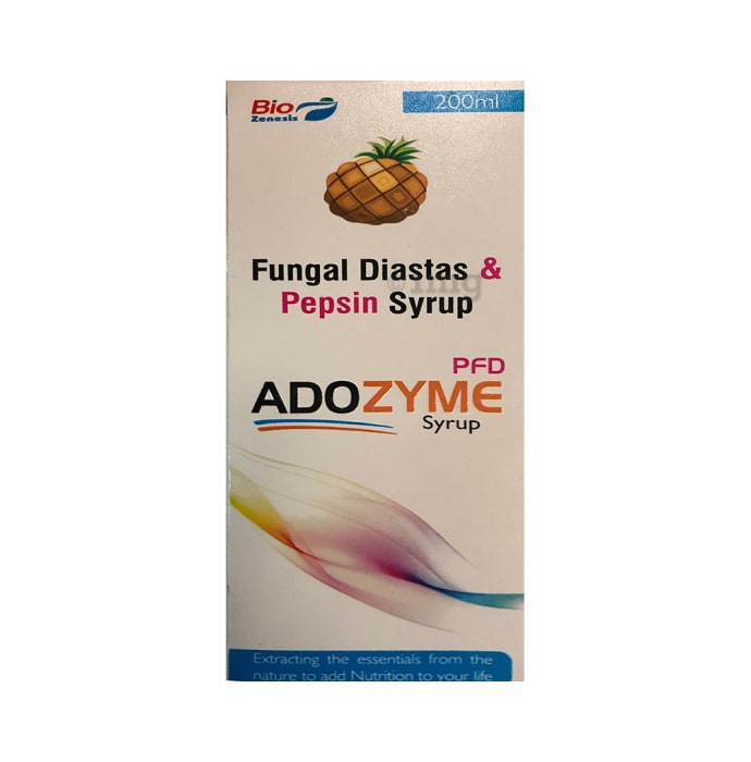 PFD Adozyme Syrup