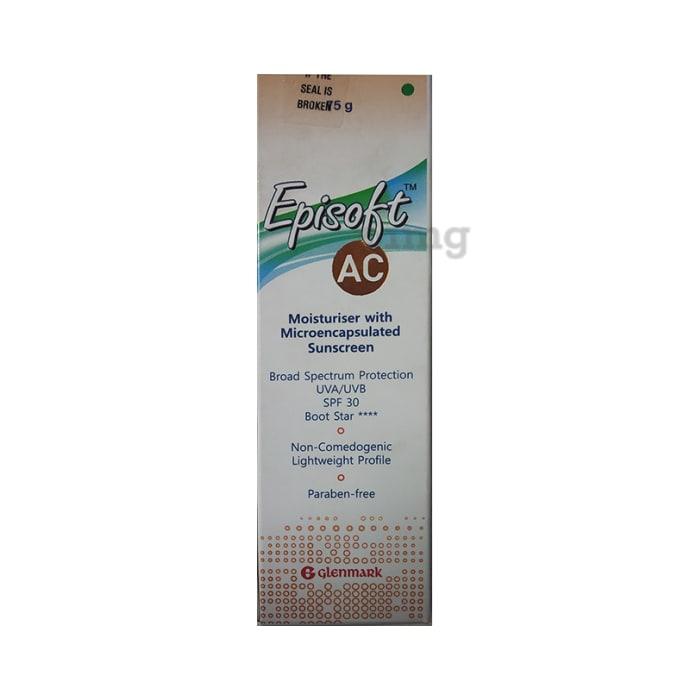 Episoft AC Sunscreen Cream