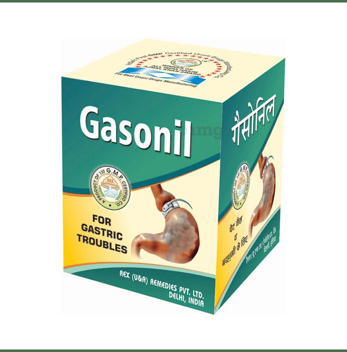 Rex Gasonil