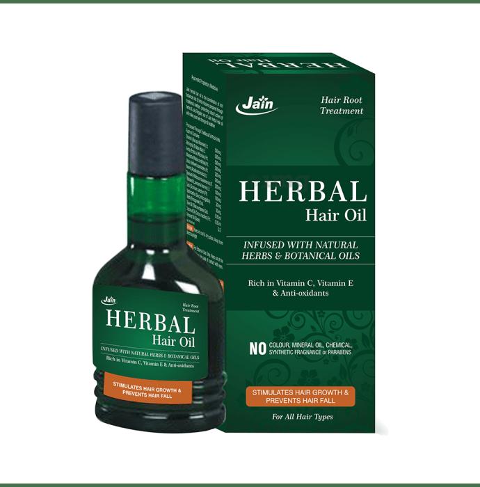 Jain Herbal Hair Oil