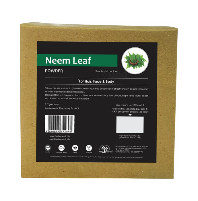 Herb Essential Neem Leaf Powder