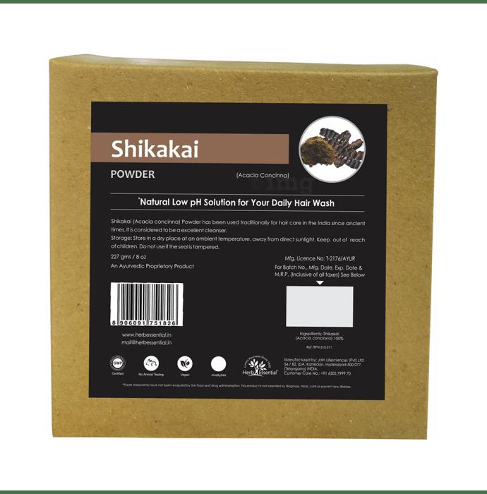 Herb Essential Shikakai Powder