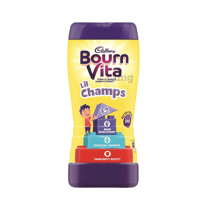 Cadbury Bournvita Lil Champs Health Drink