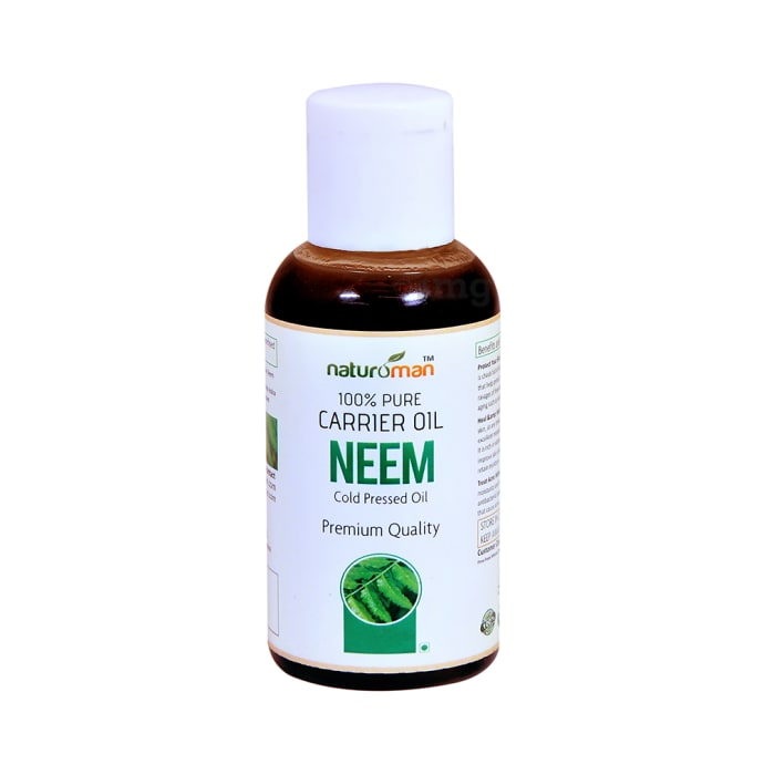 Naturoman 100% Pure Neem Carrier Oil