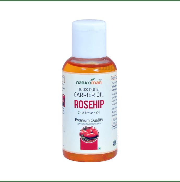Naturoman 100%  Pure Rosehip Carrier Oil