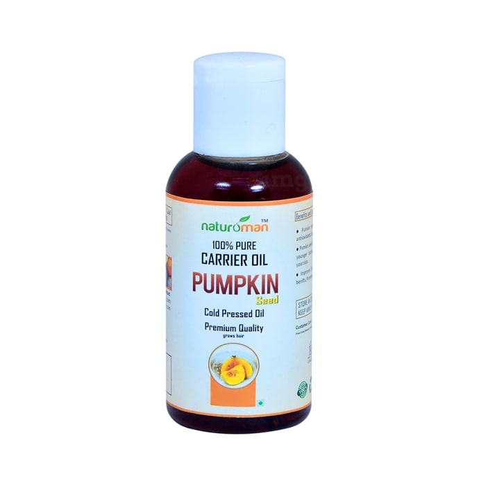 Naturoman 100% Pure Pumkin Seed Carrier Oil