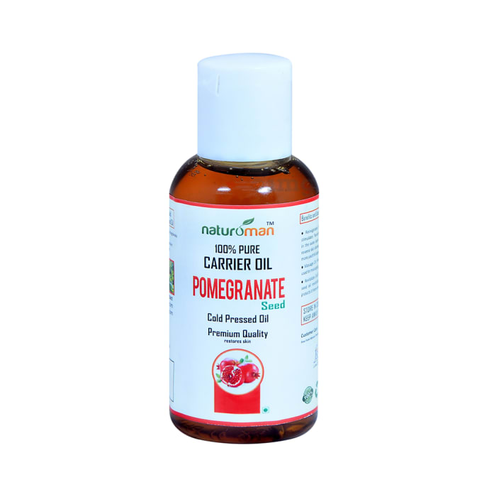 Naturoman 100% Pure Pomegranate Seed Carrier Oil