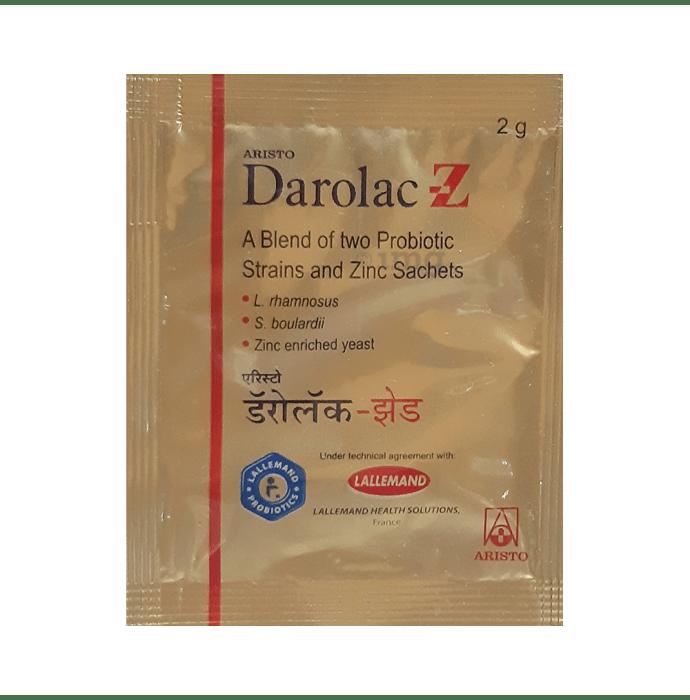 Darolac-Z Sachet 2gm