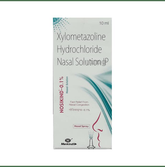 Nosikind -0.1% Nasal Spray