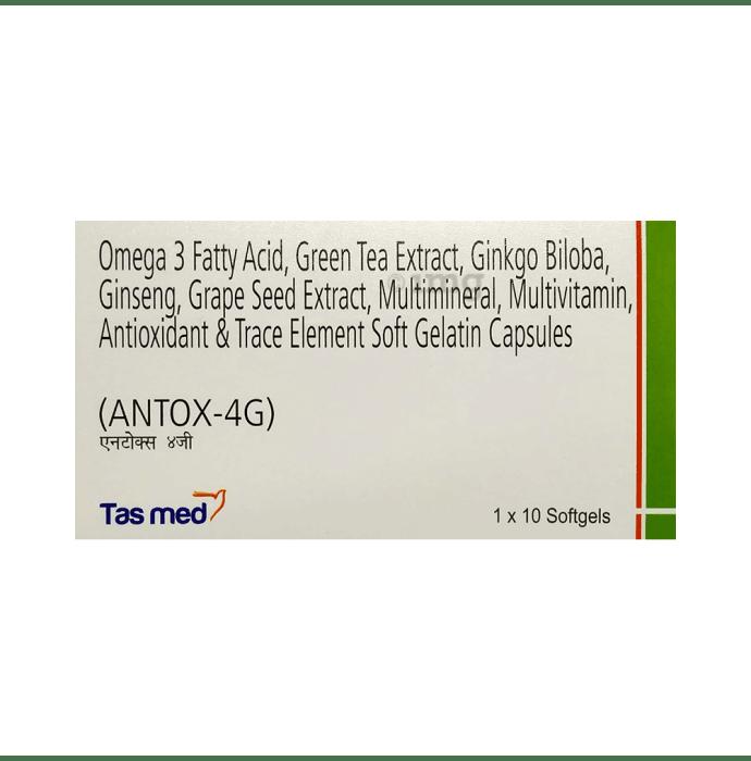 ANTOX 4G  CAPSULE