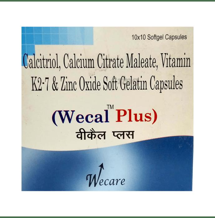 Wecal Plus Capsule