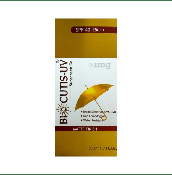 Biocutis -UV Sunscreen Gel