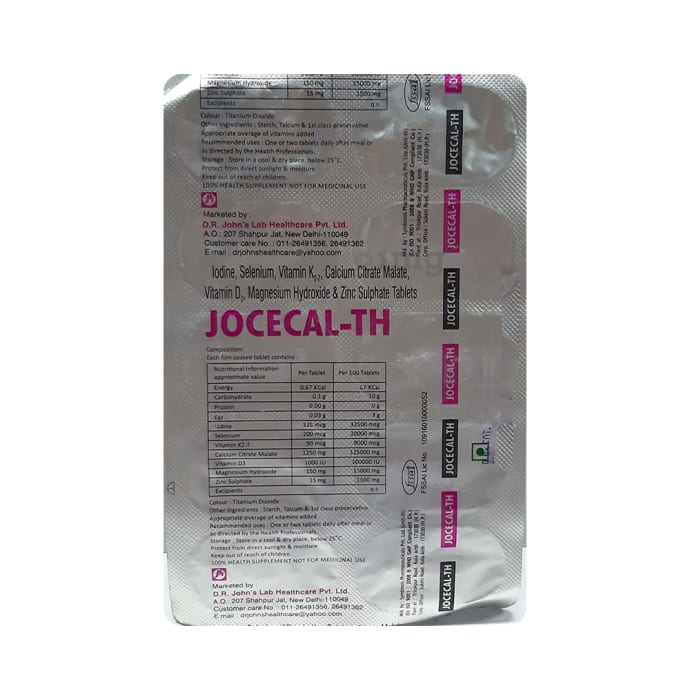 Jocecal TH Tablet