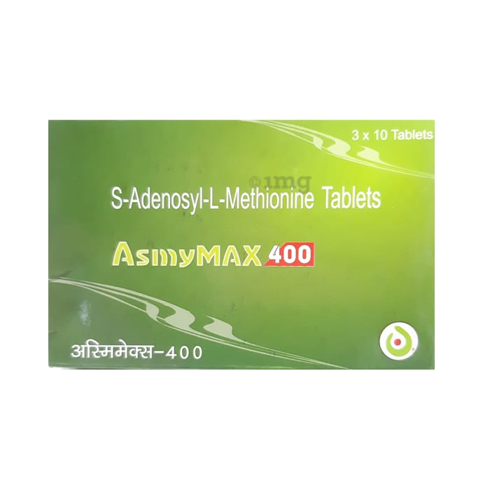 Asmymax 400mg Tablet