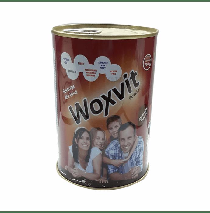 Woxvit Powder Chocolate