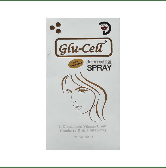 Glu-Cell Intra Oral Spray