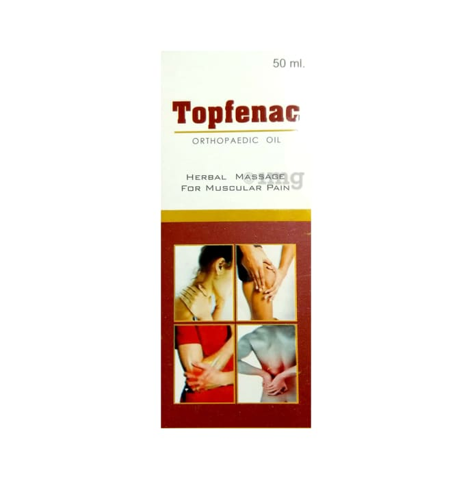 Topfenac Orthopaedic Oil
