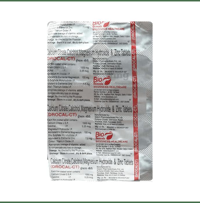 Drocal CT Tablet