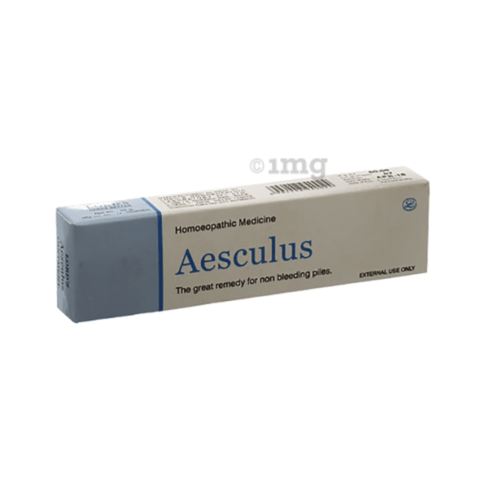 Lords Aesculus Ointment