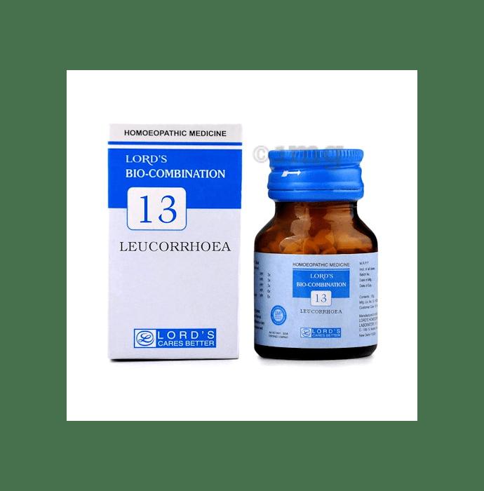 Lords Bio-Combination 13 Tablet