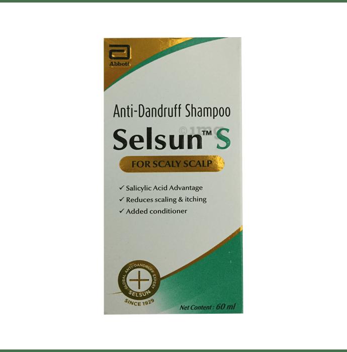 Selsun S Shampoo