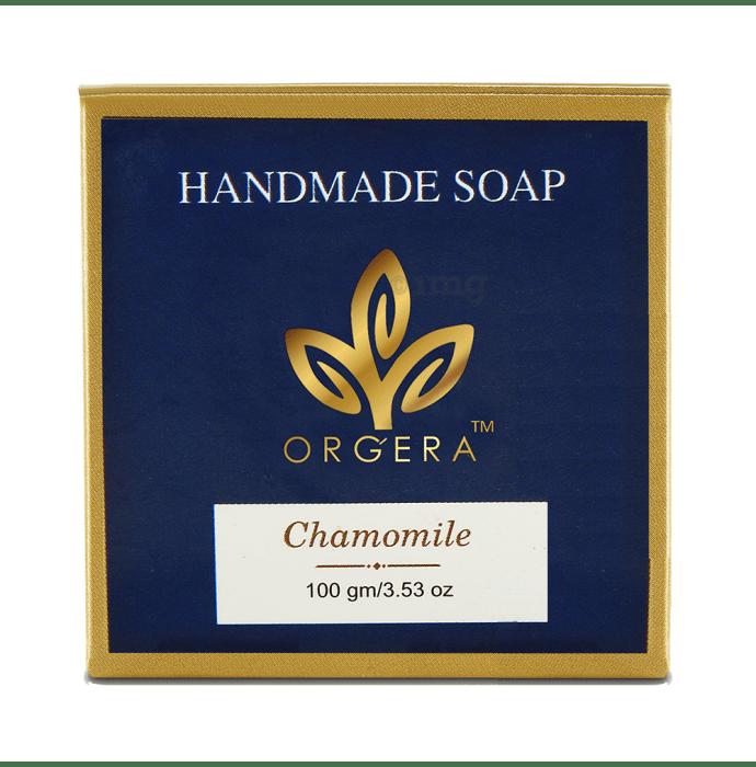 Orgera Sulfate Free Cream Soap Chamomile
