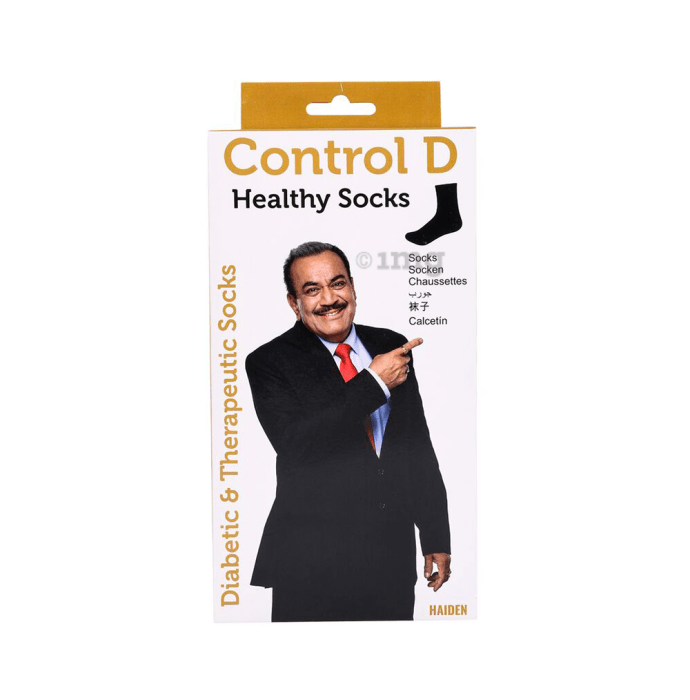 Control D Healthy Socks Bamboo