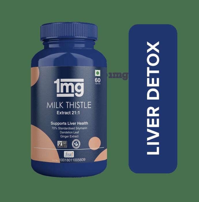 1mg Milk Thistle Capsule