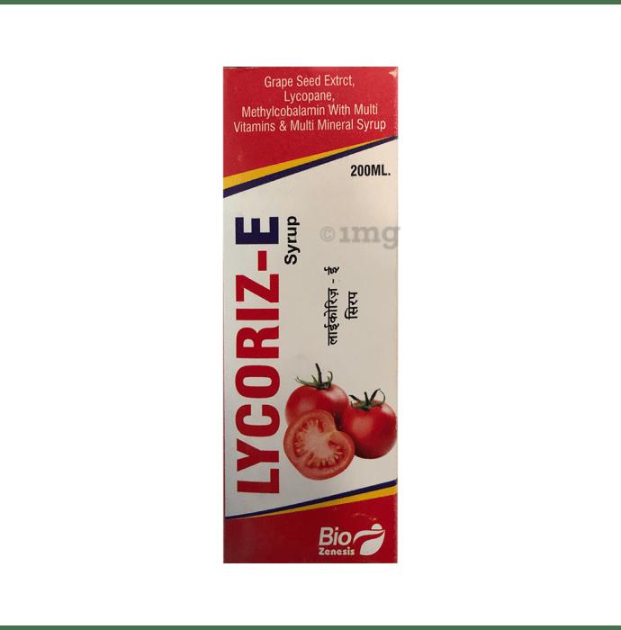 Lycoriz-E Syrup