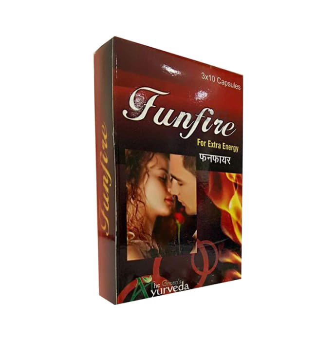 Funfire Capsule