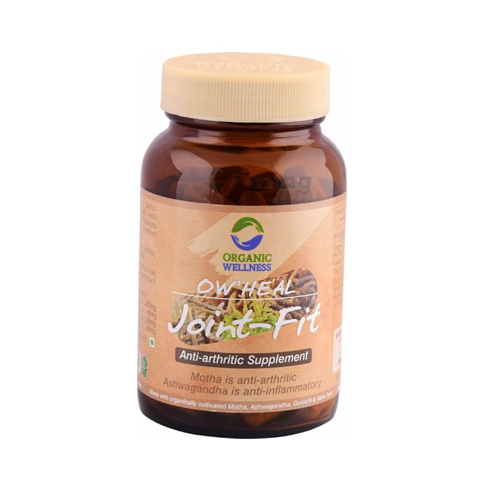 Organic Wellness OW'HEAL Joint-Fit Capsule