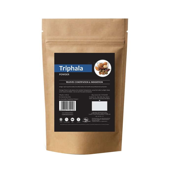 Herb Essential Triphala Powder