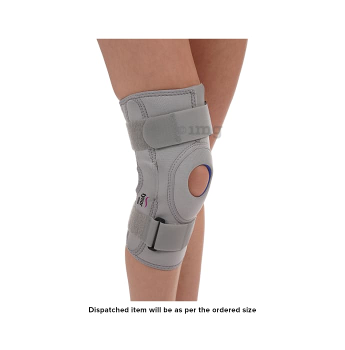 Tynor J01 Knee Support Hinged (Neoprene) M