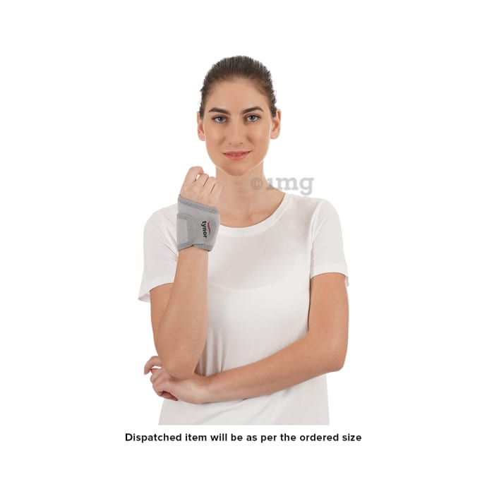 Tynor J 03 Wrist Brace with Thumb (Neoprene) Universal