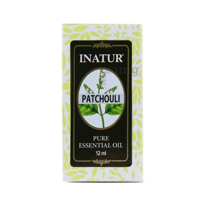 Inatur Patchouli Pure Essential Oil