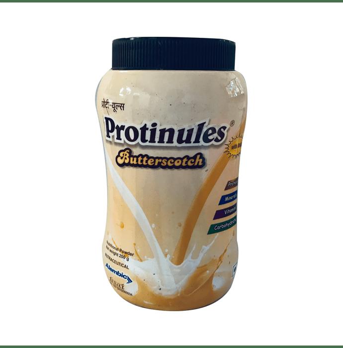 Protinules Powder Butterscotch