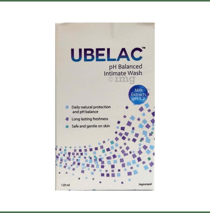 Ubelac pH Balanced Intimate Wash