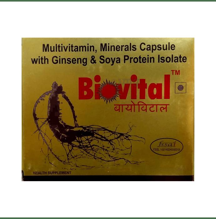 Biovital Capsule
