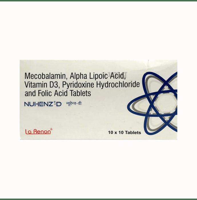 Nuhenz-D Tablet